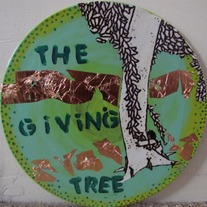 Giving Tree Vinyl- SOLD
