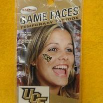 UCF Temporary Tattoos