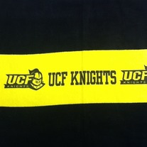UCF Beach Towel