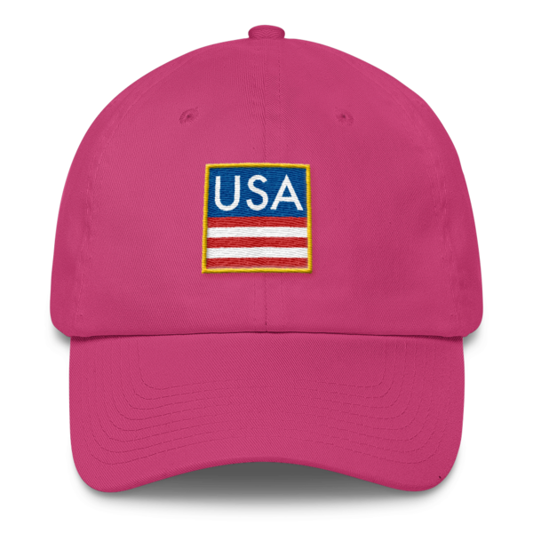 91c9dd8da4c The USA Dad Cap · Holt and Fifth · Online Store Powered by Storenvy