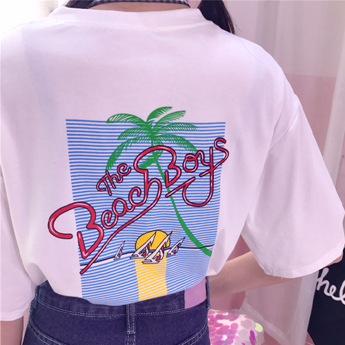 the beach boys tee 2 colors foreveronline online store