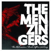 "The Menzingers ""The Obituaries"" 7"" CCCP 154-7"
