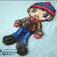 Stan Marsh - South Park Chibishou Bead Sprite - Thumbnail 1