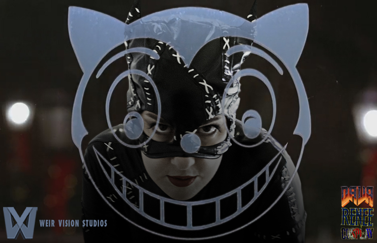 Catwoman Logo Print Dava Renee Cosplay Online Store Powered By