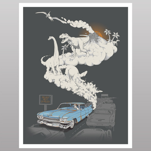 Fossils Refueled (print)