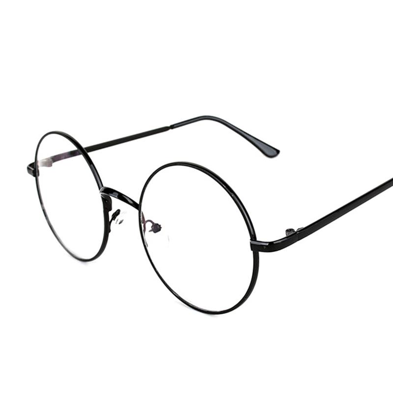 Emo Vintage Round Eyeglass Frame College Girly Glasses DC480 · The ...