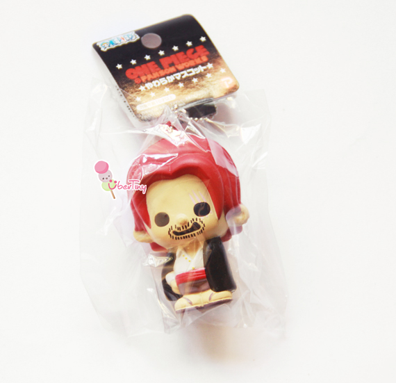 Rare* (Licensed) One Piece Squishy - Shanks ? Uber Tiny ? Online Store Powered by Storenvy