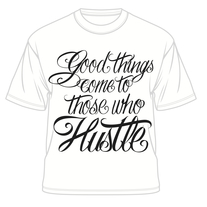 Hustle Men's T-Shirt