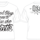 Hustle Men's T-Shirt - Thumbnail 1