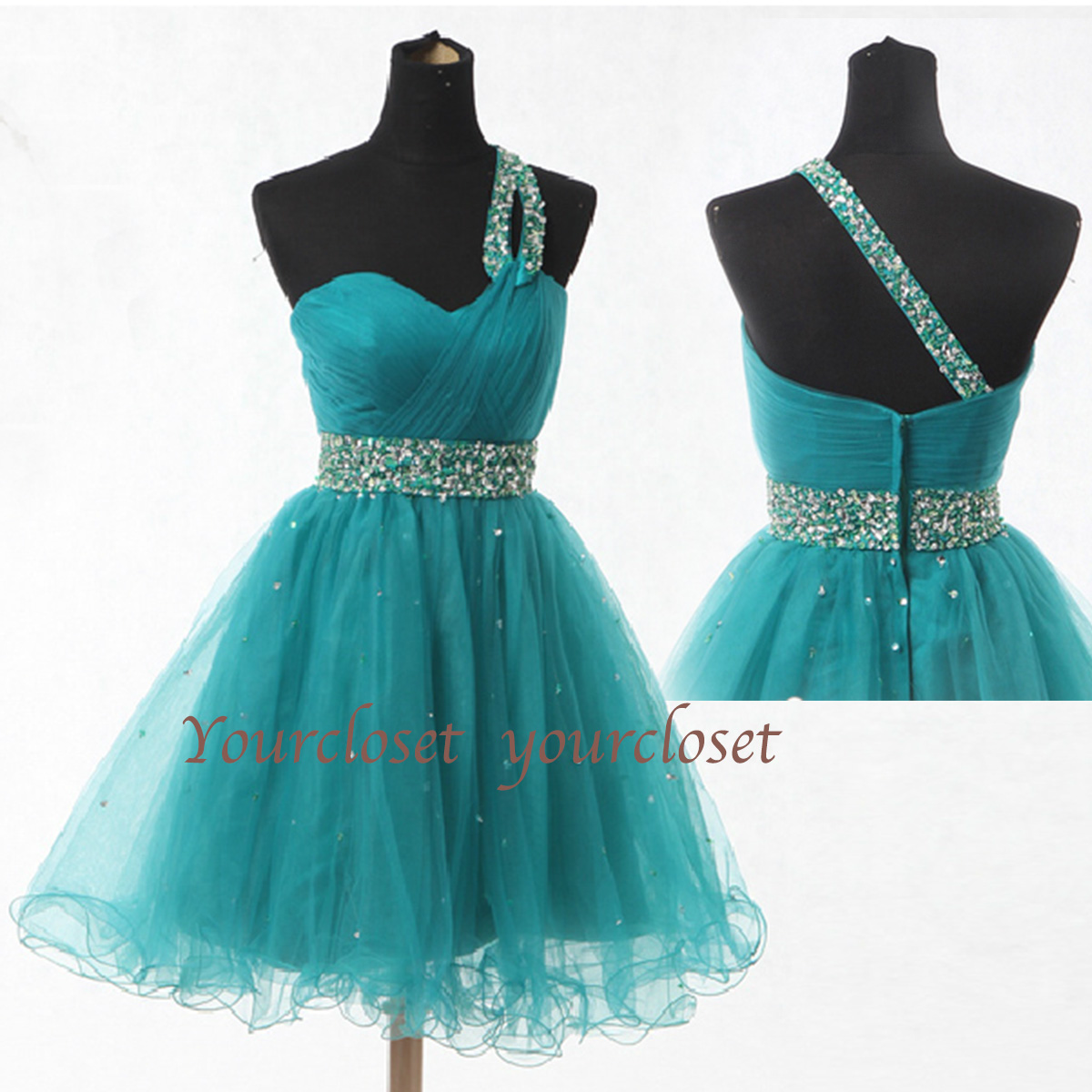 Cute Green Prom Dresses Viewing Gallery