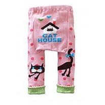 CAT HOUSE Girls Pants Leggings in baby size 3 mos to toddler size 4t