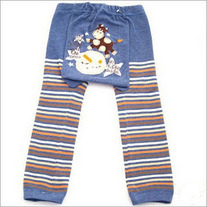 Cow Jumped Over the Moon Story Book Inspired Legging Pants