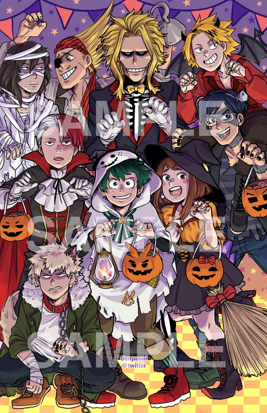 Halloween Stoe