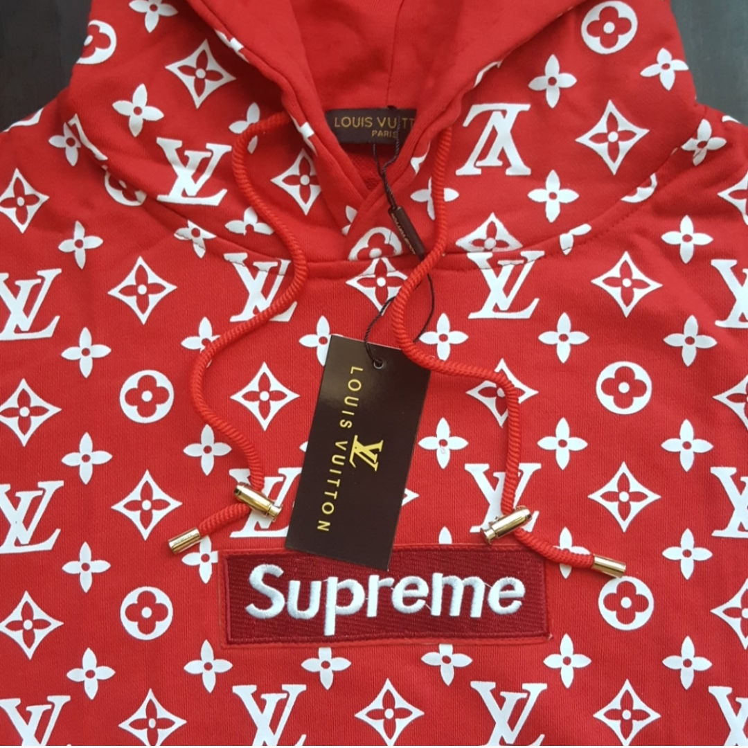 Lv Supreme X Sweatshirt On Storenvy