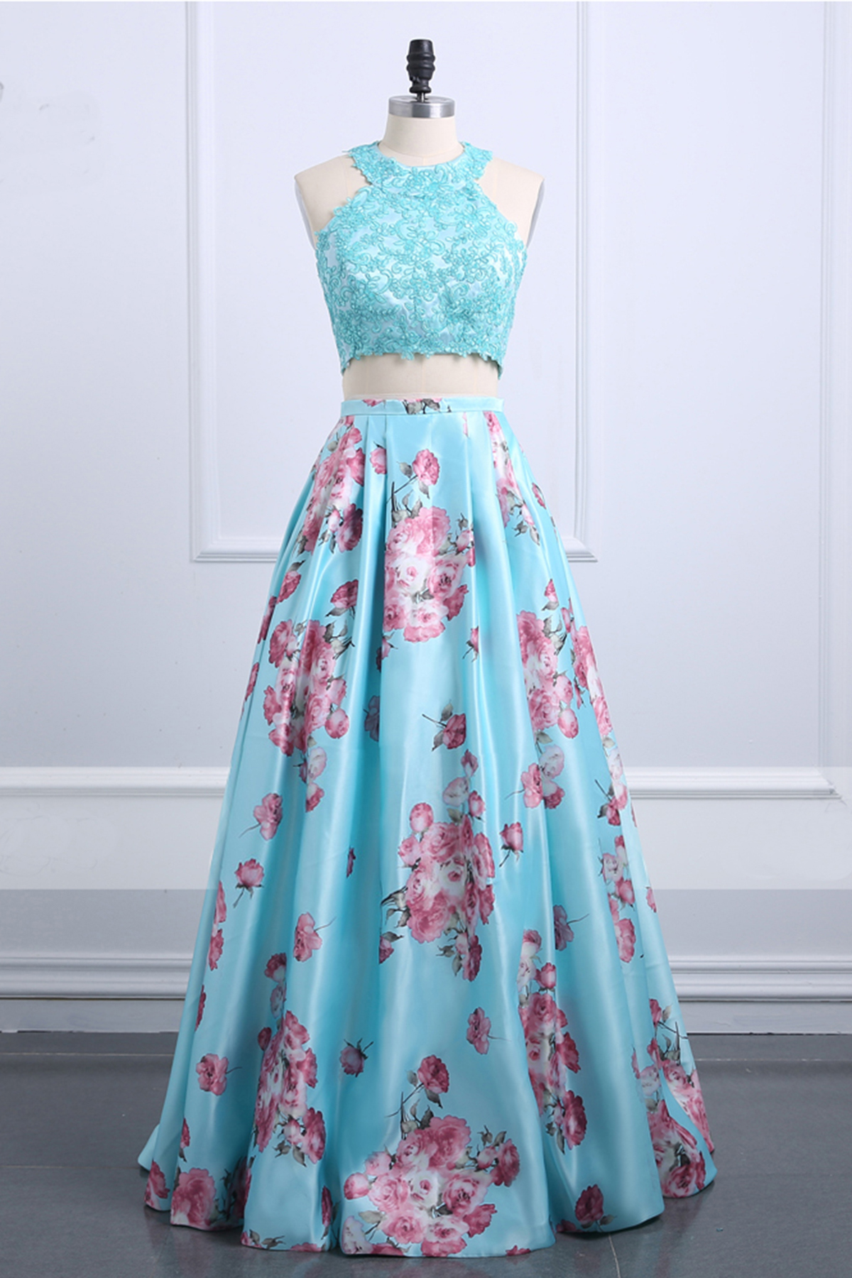 Cheap Prom Dresses by SweetheartDress · New fashion floral print ...