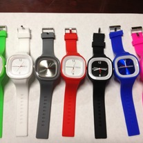 ALL Eight Logo Watches - One of each color
