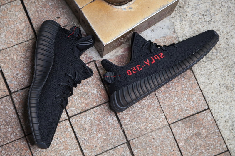 67b45a0d2 ... Thumbnail 1 · Fashion Adidas Yeezy Boost 350 V2 black sports shoes -  Thumbnail 2 ...