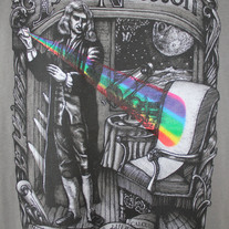 Isaac Newton Prism medium photo