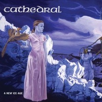 Cathedral - A New Ice Age (blue vinyl)