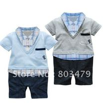 Boys romper with vest shirt and pants