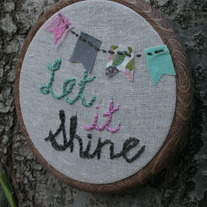 Let it Shine - mini
