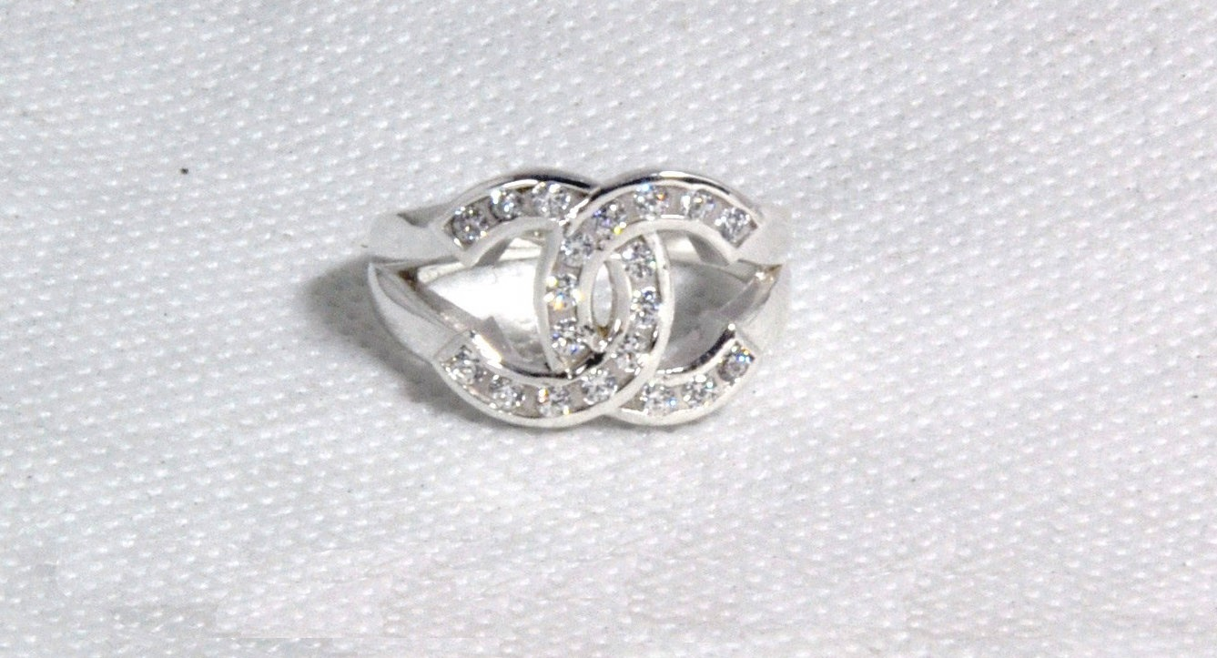 jewellery rings cubic zirconia zoom simply jewelry silver style sterling ring vintage