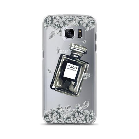 chanel perfume samsung case on storenvy