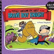 The Brave Boy Knight (Hardcover)