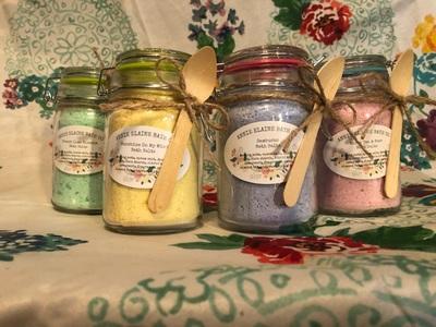 Bath Salts · Annie Elaine Bath Co · Online Store Powered by Storenvy