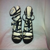 Boutique 9 strappy heels Size 6