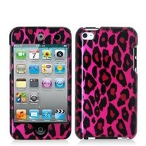 Hot Pink Leopard iPod Touch Caze