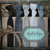storm clouds : original {knotieties} 10 pack