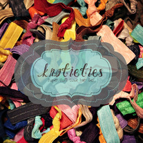 my custom collection : headband {knotieties} 5 pack