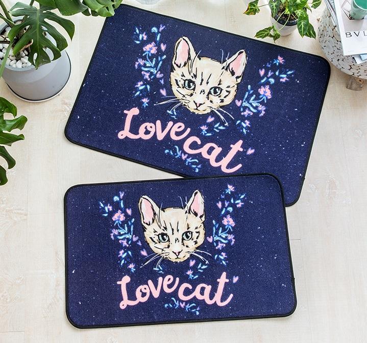 I Love Cat doormat  sc 1 st  Cat Gift Shop & I Love Cat doormat · Cat Gift Shop · Online Store Powered by Storenvy
