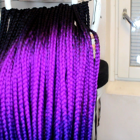 Crochet Box-braids (Individual) - Thumbnail 1