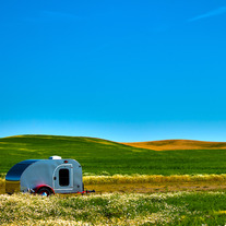 (Photo) Palouse Camp