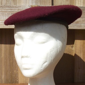 Wool Beret Collectible Vintage 1980s