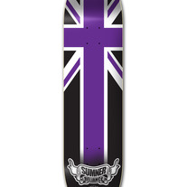 Reliance Brian Sumner UNION CROSS blk/purple