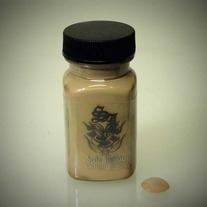 2oz SOLE JUNKIE CUSTOM ACRYLIC SNEAKER SHOE PAINT - TAN