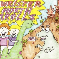 "Wrister - ""North Trolls"" 7"""