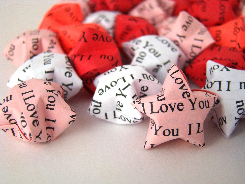 origami i love you