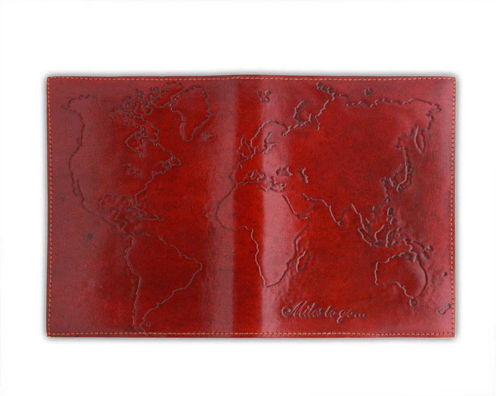 Shop the frenzy universe leather world map journal refillable fair trade cruelty free thumbnail 2 gumiabroncs Choice Image