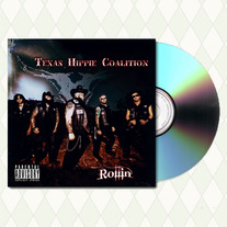 Texas Hippie Coalition: Rollin - CD