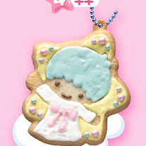 Sanrio Little Twin Stars Cookie Mascot Re-ment