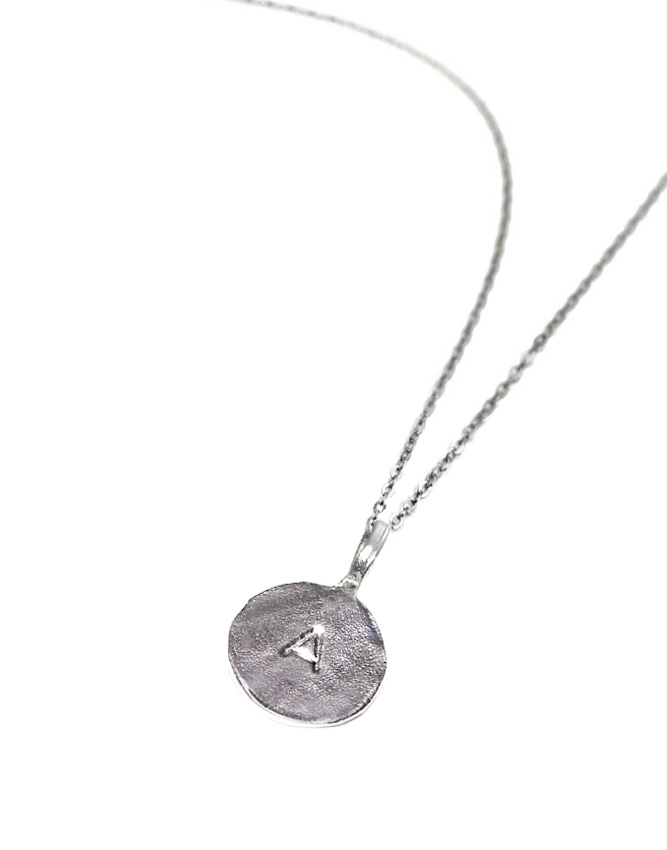 Charlene k sterling silver initial pendant necklace letter a z charlene k sterling silver initial pendant necklace letter a z aloadofball Image collections