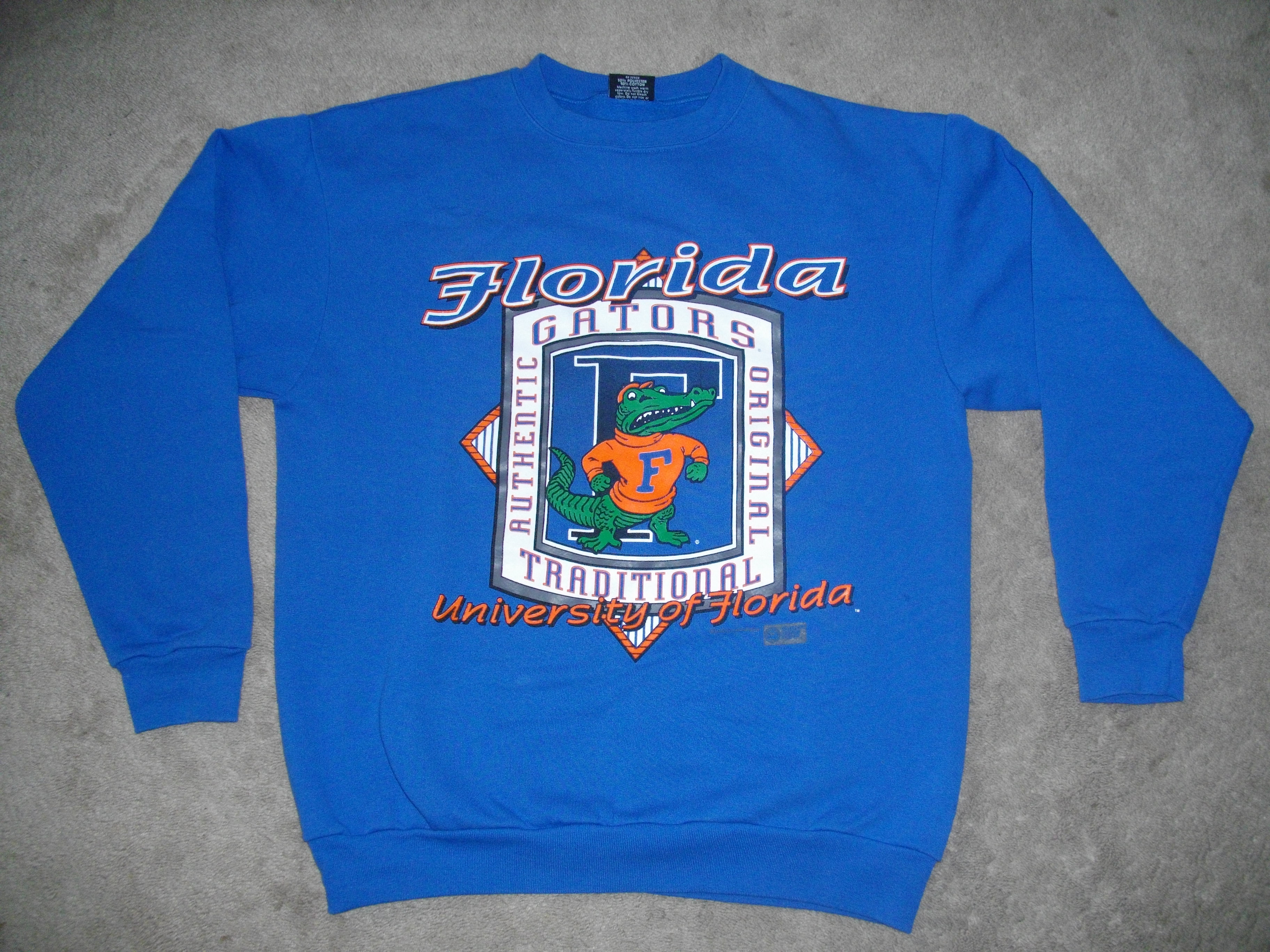 Vintage Florida Gators Crewneck Sweatshirt · Haus of Vain ...