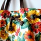 Sunflower Drawstring Tote - Mother's Day Special - Was $65 Now $49 - Thumbnail 3