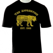 The Apprentice-1982 Tiger T-Shirt