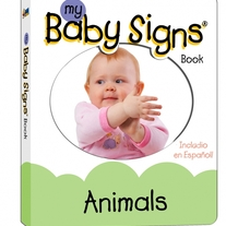 Baby Signs® Board Book Animals