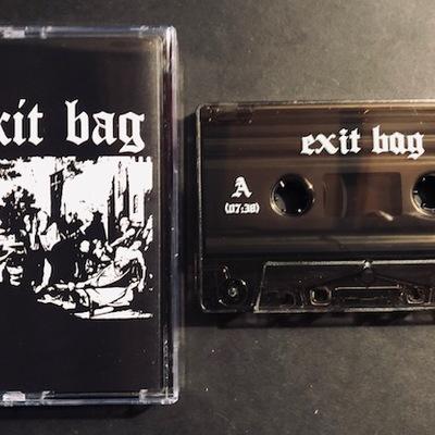 Exit bag - self-titled